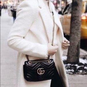 Authentic Gucci Marmont Small Shoulder Bag